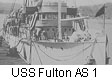 USS Fulton AS 1