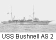 USS Bushnell AS 2