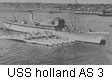 USS Holland AS 3
