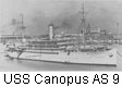 USS Canopus AS 9