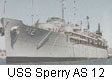 USS Sperry AS 12