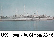 USS Howard W. Gilmore AS 16