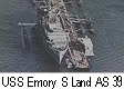 USS Emory S. Land AS 39